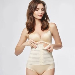 Chinese  High Guality Sexy Hollow Out Belt Steel Boned Waist Corset Women Shapewear Slimming Body Cincher Trainer Body Weight Loss Tummy underwear manufacturers