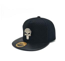 Men Women Running Cap Hat Military Enthusiasts Amercian Punisher SEAL Team  Cotton Hat Adjusted Snapback Baseball Cap 1c75c3ea472d
