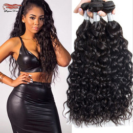 Discount indian remi hair weave 2017 indian remi hair weave on indian virgn hair natural wave 3pcs 7a virgi indian curly hair raw virginn indian hair water wave remi indian deep curly hair indian remi hair weave outlet pmusecretfo Choice Image