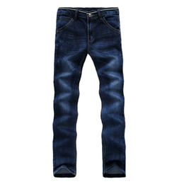 Chinese  Wholesale-Good quality!2016 spring Autumn men's Korean washed jeans man pants Male casual trousers tile pictures 28-36 manufacturers
