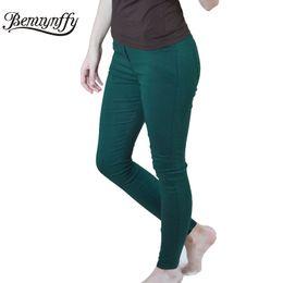 Discount cotton pants fashion women - Wholesale- New Fashion 2017 Spring and Summer Plus Size Women's Clothing 3XL White Pencil Pants Ladies Cotton High