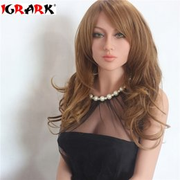 Mannequin Sex Toys For Men NZ - igrark TPE Love Doll Real Vagina Breast Anal Oral,Best Sex Toy,Full Solid Silicone Realistic Sex Doll for Men,165cm158cm140cm real dolls