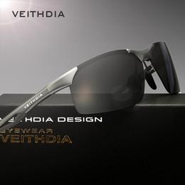 Veithdia sunglasses polarized online shopping - VEITHDIA Aluminum Magnesium Classic Brand Men s Sunglasses Polarzed Sun Glasses Eyewear Accessories oculos For Men Male