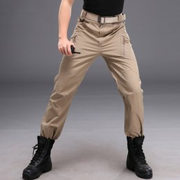 Slim Fit Overalls Pas Cher-Wholesale- FreeKnight Fight Tactical Pants, Pantalons Slim Fit pour hommes