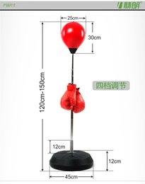 $enCountryForm.capitalKeyWord Canada - Wholesale-4 levels adjustable Vertical Speed Balls Boxing Punching Balls Fist Hitting Vent Balls tumbler