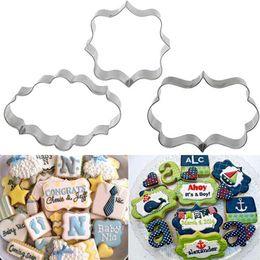 Sugar Cookies Cutter Australia - 1Pc Cake Fondant Fancy Sugar craft Decorating Cookies Cutter Baking Tool G00038 CAD