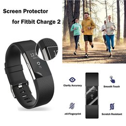 $enCountryForm.capitalKeyWord NZ - BG0197 Ultra Thin HD 6 in 1 SmartBand Screen Protector Premium Film Nano Soft Explosion-proof Screen Protector for Fitbit Charge 2