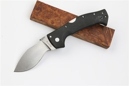 $enCountryForm.capitalKeyWord NZ - Special Offer D2 Steel Stone Wash Blade Survival Folding Knife Nylon Fiber Handle Outdoor Camping Tactical Knives