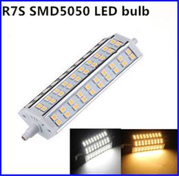 Dimmable Energy Saving Bulbs Australia - 1pcs lot R7S LED Bulb Dimmable LED Light 15W AC85-265V LED R7S Bulb Energy Saving Perfect Replace Halogen Lamp Free Shipping
