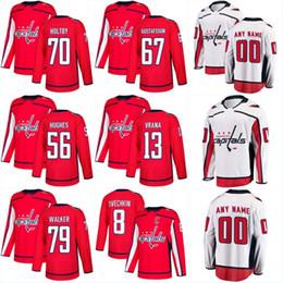 2018 New Washington Capitals Custom Jerseys 19 Nicklas Backstrom 83 Jay  Beagle 20 Lars Eller 91 Tyler Graovac Hockey Jerseys 8ff7b169a