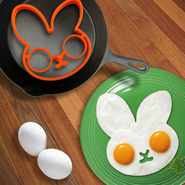 $enCountryForm.capitalKeyWord NZ - High Quality 1 PCS Orange Silicone Bunny Cartoon Fried Fry Egg Frame Breakfast Mold Kitchen Tool Egg and Pancake Rings order<$18no track