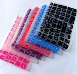 2 stücke Silikon Tastatur Abdeckung Haut für Dell Inspiron 15-3542 / 5547/1528 / 15C 3000 Serie Bunte Tastaturabdeckungen Laptop im Angebot