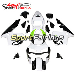 $enCountryForm.capitalKeyWord Canada - Full Injection Plastics ABS White Black Green Body Covers Fairings For Honda CBR600RR F5 03 04 Year 2003 2004 Motorcycle Fairing Kit Cowling