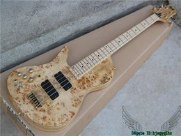 Left handed basses online shopping - Left Handed Bass Guitars Strings Electric Bass Wooden Maple Fingerboard OEM Cheap