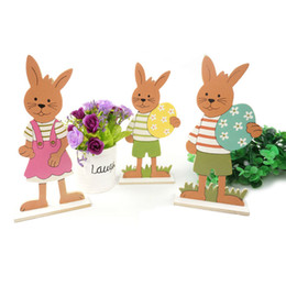 Discount wood easter egg 2017 wood easter egg on sale at dhgate easter rabbit decoration 3types set wood easter rabbit egg easter gift for home decoration easter egg free shipping wood easter egg for sale negle Gallery
