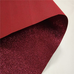 $enCountryForm.capitalKeyWord Canada - Fashion glitter fabric wallpaper with coating packing glitter leather