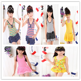Kinder Clothes Canada - Beautiful Girl Swimsuit New European Style Kids Swim All Kinds Of Style Baby Swimwear Popular And Soft One-piece Swimming Clothes