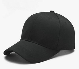 Chinese  Korean Style Fashion Solid Color Baseball Hats Cotton Peaked Caps Outdoor Sports Sunhat Caps Snapback Caps manufacturers
