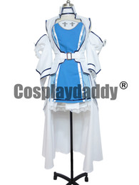 Sword art coSplay online shopping - Sword Art Online Asuna Cosplay Costume S001