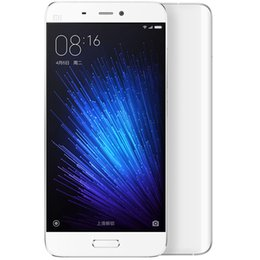 online shopping Original Xiaomi Mi5 Mi Prime G LTE Mobile Phone GB ROM GB RAM Snapdragon Quad Core inch FHD MP Fingerprint NFC Cell Phone