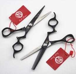 $enCountryForm.capitalKeyWord Australia - 577# 6'' Brand Purple Dragon TOP GRADE Hairdressing Scissor JP 440C 62HRC Barbers Cutting Scissors Thinning Shears Hair Scissors