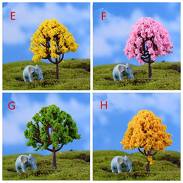 $enCountryForm.capitalKeyWord Canada - wholesale 4design cute trees flower fairy garden miniatures gnomes moss terrariums crafts bonsai home decoration for home decor DIY Zakka