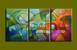 Triptych Wall Art triptych abstract wall art suppliers | best triptych abstract wall