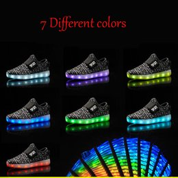 Men's Shoes 2016 Light Up Led Luminous Shoes Color Glowing Casual Fashion With New Simulation Sole Charge For Men Adults Neon Basket Available In Various Designs And Specifications For Your Selection Shoes