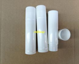 $enCountryForm.capitalKeyWord Canada - 200pcs lot 17g Round plastic Deodorant tubes DIY lipstick tube 17g lipstick bottle cosmetic packing lip balm tube