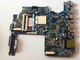 dv7 motherboard Canada - 486541-001 for HP pavilion DV7 DV7-1000 motherboard with AMD RX781 chipset 256MB graphics memory