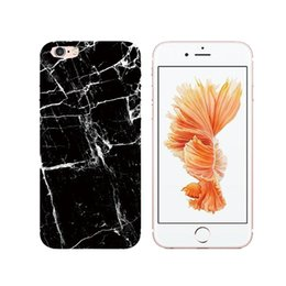 cell phone case patterns 2019 - For iPhone 7 soft shell iPhone8 marble pattern cell phone shell iPhone6s plus painted TPU phone case DHL cheap cell phon