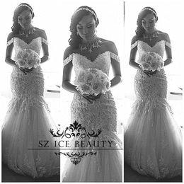 Mermaid wedding dresses for short women