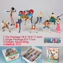 $enCountryForm.capitalKeyWord Canada - 9pcs set One Piece Action Figures 2 Years Later Luffy Zoro Sanji Usopp Brook Franky Nami Robin Chopper Free Shipping