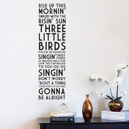 $enCountryForm.capitalKeyWord NZ - Rise Up Wall Stickers DIY Quotes Letters decals home decor Living Rooms Bedroom Decor For Kids Rooms Poster Mural