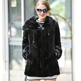Discount Female Real Mink Coat | 2017 Female Real Mink Coat on ...