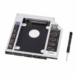 Nouveau disque dur Caddy Serial ATA Disque dur Disque dur Disque dur SSD Adaptateur Plateau pour ordinateur portable PC