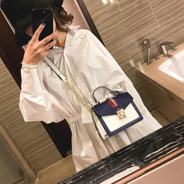 Tones for phone online shopping - Luxury Handbags New Fashion Women Shoulder Bags Designer Flap PU Leather Ladies Famous Brand Chain Crossbody Bags For Women High Quality Bag