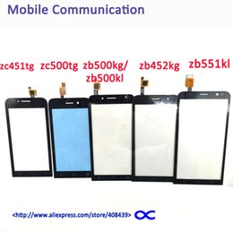 Discount wholesale touch screen tv - Wholesale- New Touch Panel For Asus Zenfone Go TV ZB551KL ZC500TG ZC451TG ZB452KG ZB500KL ZB500KG Touch Screen Digitizer