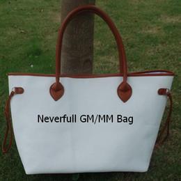 7ed9ddd8bfca 2016 Hot Sale Famous Brand NF Handbag 100% Genuine Leather Handbag Real  Leather Damier Brown L Brand GM MM Handbag Purse Bag M40995 M41178