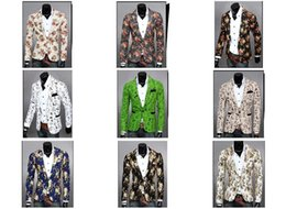 suit design cutting Australia - wholesale 2016 explosion models designed for the new three-dimensional cut casual menswear suit small suit jacket cultivating wild 6635-6636