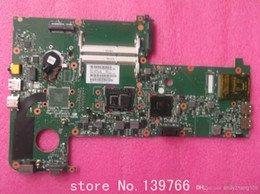 laptop cpu intel Australia - 626507-001 board for HP TouchSmart TM2 laptop motherboard with intel DDR3 cpu I3-380um