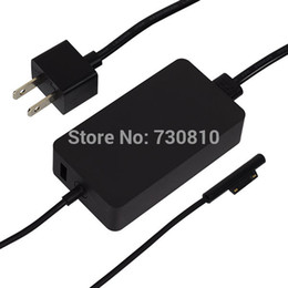 Surface pro 12v adapter online shopping - Hot selling Original V W AC Power Adapter Wall Charger with USB connector for Microsoft Surface Pro Tablet Series US Plug