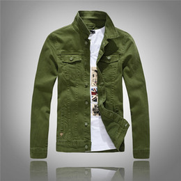 Korean Men Denim Jacket Style Online | Korean Men Denim Jacket ...