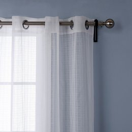 discount european style sheer curtains white curtains living room bedroom curtain modern european american style sheer