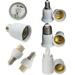Screw adapterS online shopping - E27 TO E40 Adapter Converter Clamp bases for led lamp Holder E14 Screw E26 B22 light Socket Wedge GU5 GU10 G9 MR16