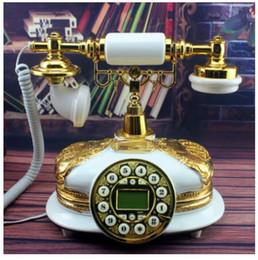 $enCountryForm.capitalKeyWord Canada - 245*160*195mm Old push-button type Authentic antique telephone european-style creative imitation antique craft decoration