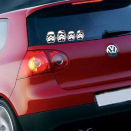 Discount Star Wars Car Stickers  Star Wars Car Stickers On - Custom car stickers and decals