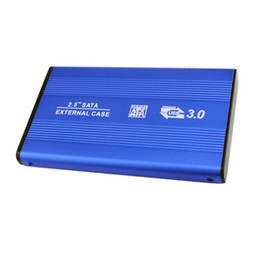 Discount hard drive state - 2.5 Inch USB3.0 Aluminum Alloy External Hard Drive Disk SATA Enclosure Solid State HDD Transmission Speed Up to 5Gbps