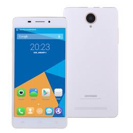 Doogee IBIZA F2 5.0 дюймов 1G RAM 8G ROM MTK6732 четырехъядерный процессор OTG 4G LTE телефон