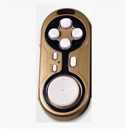Tablet Wireless Controller Australia - Gamepad Mini Wireless Bluetooth Game Controller Gamepad For Android IOS iPhone Tablet PC Controllers Controllers Android Wired Controller